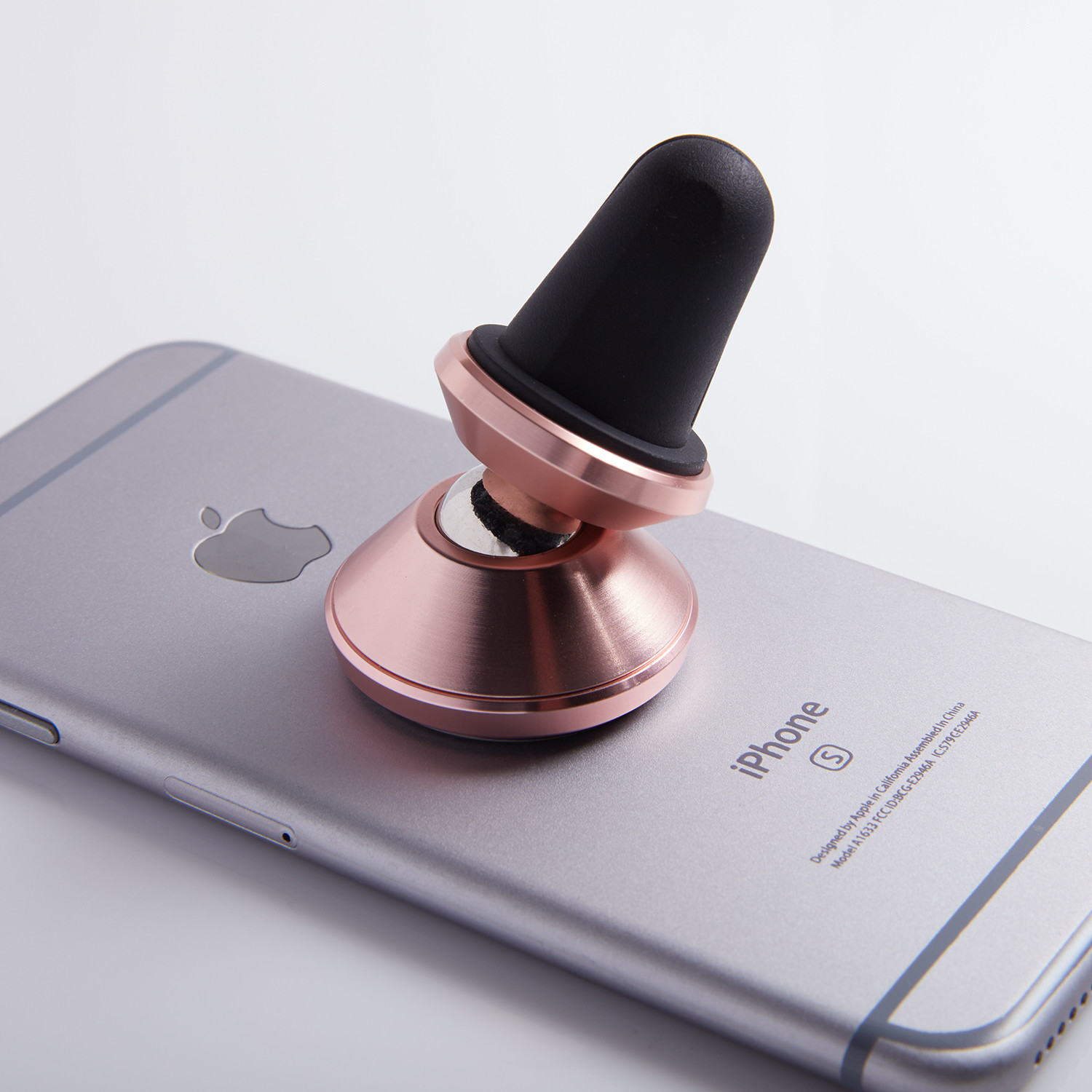Innostyles Magnetic Air Vent Car Mount Holder Gold