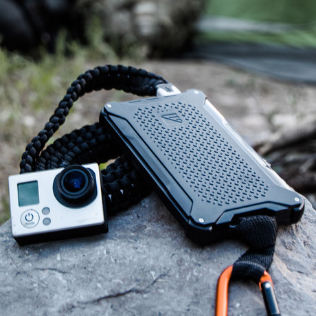 Poseidon Waterproof Portable Charger