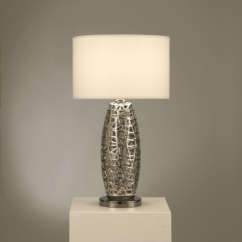 Bird's Nest Oval // Table Lamp - Nova Lamps - Touch of Modern