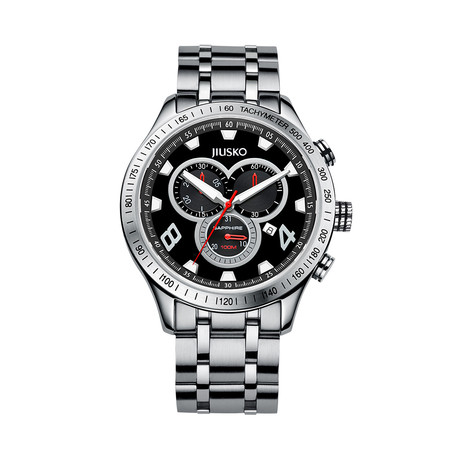 JIUSKO Speedmaster Chronograph Quartz // 63LS02