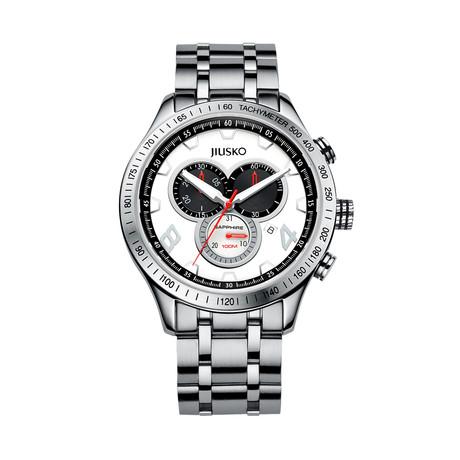 JIUSKO Speedmaster Chronograph Quartz // 63LS01