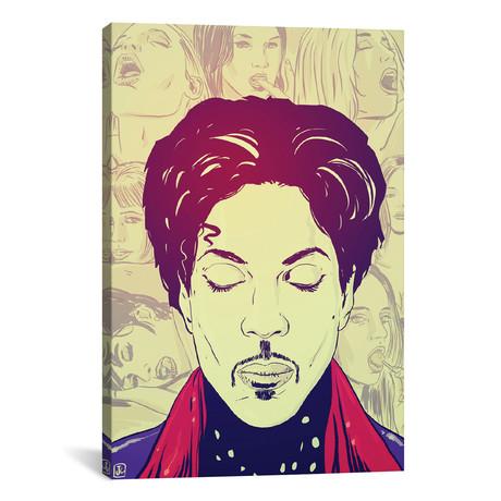 "Prince // Giuseppe Cristiano (26""W x 18""H x 0.75""D)"