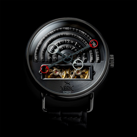 Xeric Halograph Automatic // Limited Edition // HLG-3017