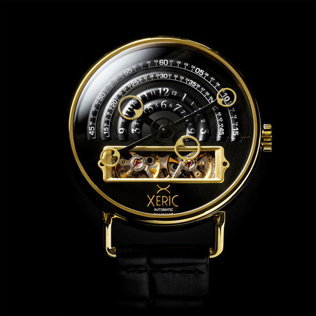 Xeric Halograph Automatic // Limited Edition // HLG-3019