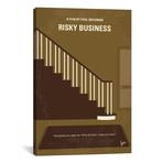 "Risky Business Minimal Movie Poster // Chungkong (26""W x 40""H x 1.5""D)"