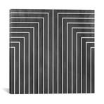 "Mid Century Modern Art- Geometric Pattern 90 // 5by5collective (12""W x 12""H x 0.75""D)"