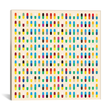 """Modern Art- 10 Capsules // 5by5collective (12""""W x 12""""H x 0.75""""D)"""