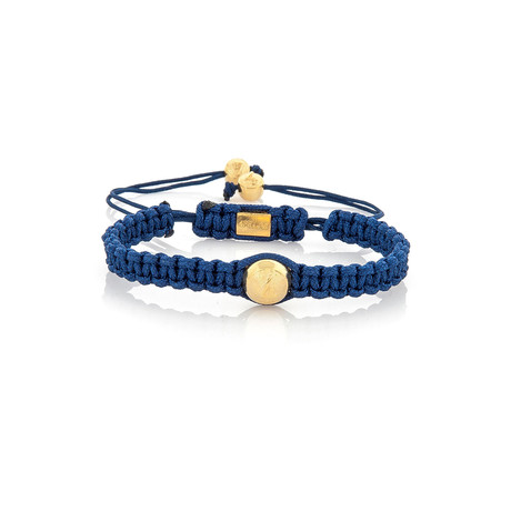 Gold Plated 4Fellas Classic // Blue