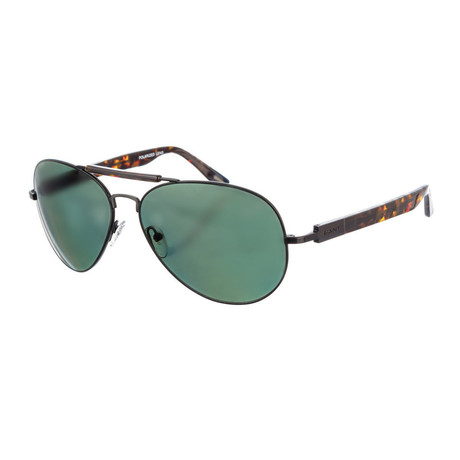 5c223a5773 Thomas Sunglasses    Brown Stripe - Gant Eyewear - Touch of Modern