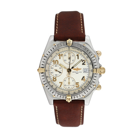 Breitling Chronomat Automatic // B13050.1 // 763-TM10302 // c.1980's/1990's // Pre-Owned
