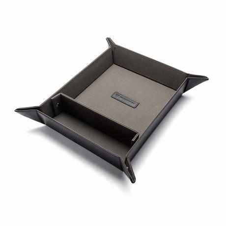 Leather EDC Valet Tray