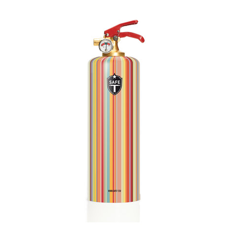 Safe-T Designer Fire Extinguisher // Fullcolors