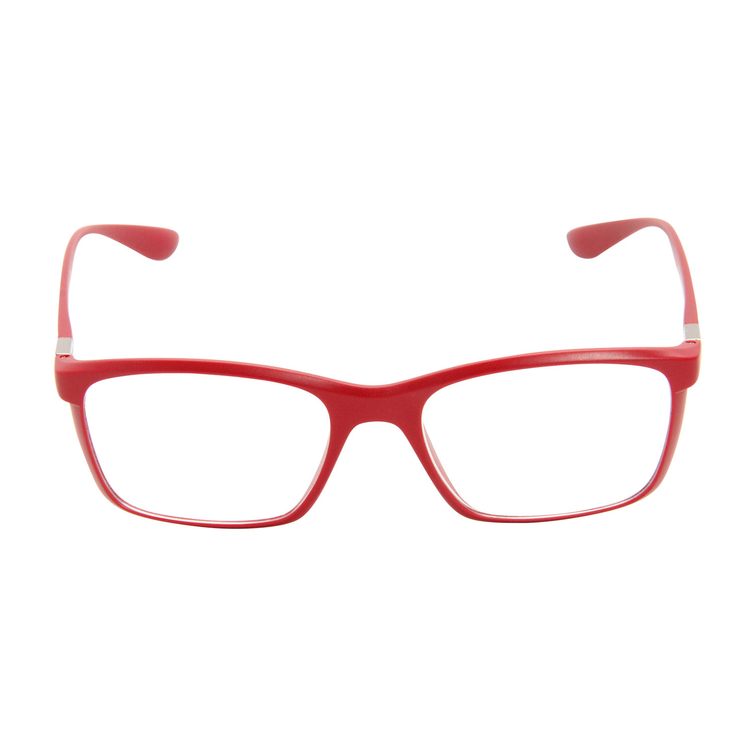 Rayban RX Glasses // RB7036 // 52mm Red Frame - Designer Optical ...