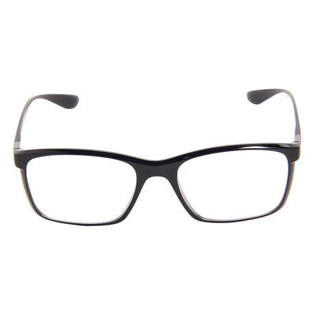 Rayban RX Glasses // RB7036 // 52mm Black Frame - Designer ...