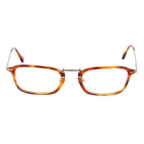 cf7e7583646 Persol Glasses    PO3044V    52mm Terra Di Siena    Tortoise Frame