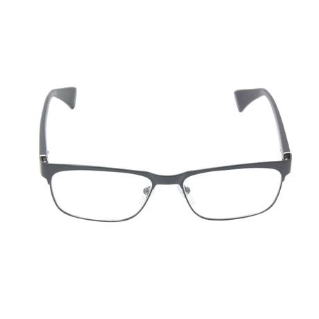 Black Frame Designer Glasses : Prada Glasses // VPR61P // 55mm Black Frame - Designer ...