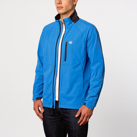 Lightweight Active Jacket // Blue