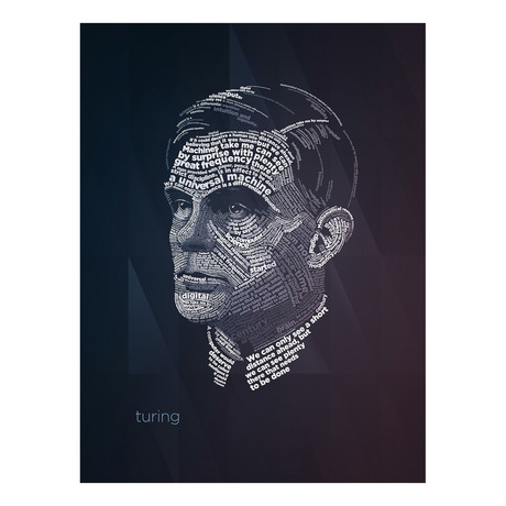 Turing Typography