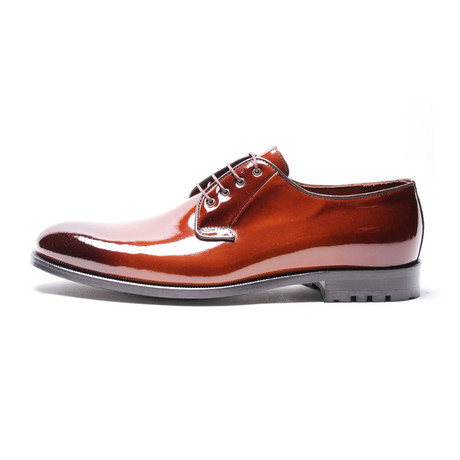 Patent Lace-Up Derby // Mudo (Euro: 40)