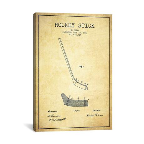 Hockey Stick III // Vintage