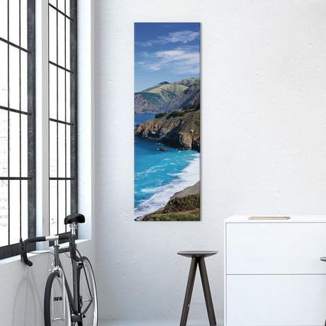"Coastal Landscape, California (12""W x 36""H x 0.75""D)"