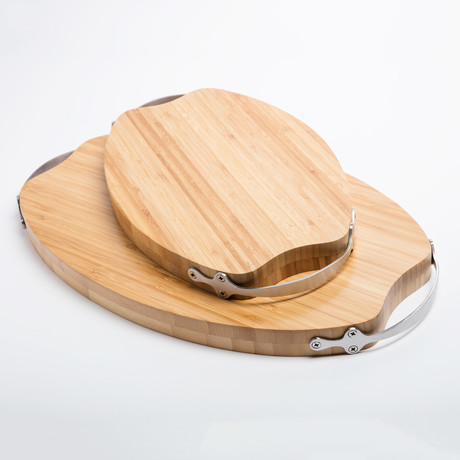 Bamboo Bread + Cheese Board (Large)