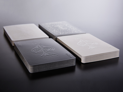 Impressions // Stealth Edition + Phantom Edition Playing Cards