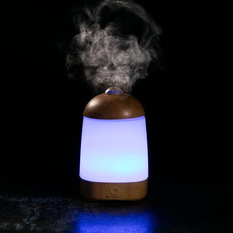 SpaMist™ Woodgrain + 2 Essential Oils