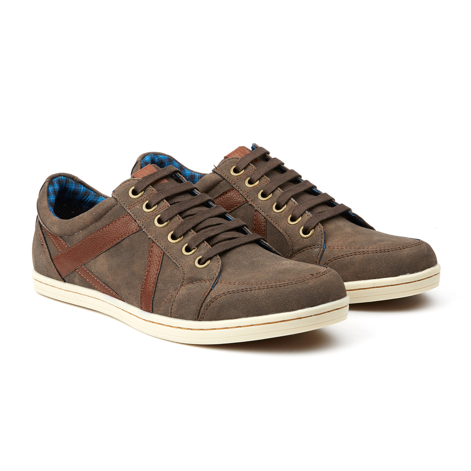 knox sneaker brown suede us 7 ben sherman shoes touch of modern. Black Bedroom Furniture Sets. Home Design Ideas