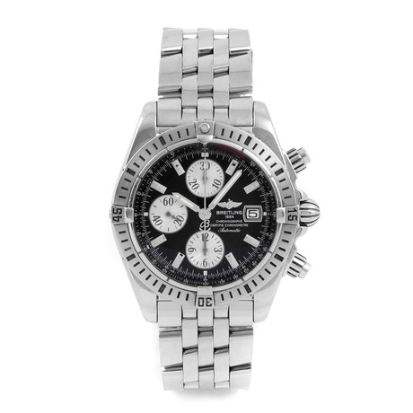 Breitling Chronomat Evolution Chronograph Automatic // Pre-Owned