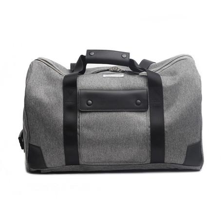 Duffel Pack // Grey