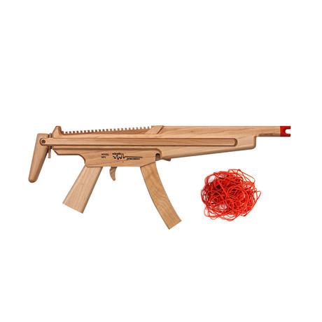 MP5 // Rubber Band Gun