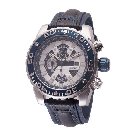 GV2 Polpo Chronograph Quartz // 1400
