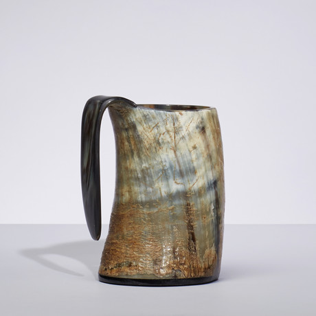 Drinking Horn Tankard // Game of Thrones Style // 16oz