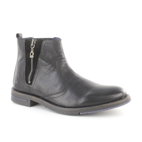 Zeal Chelsea Boot // Black (US: 7)