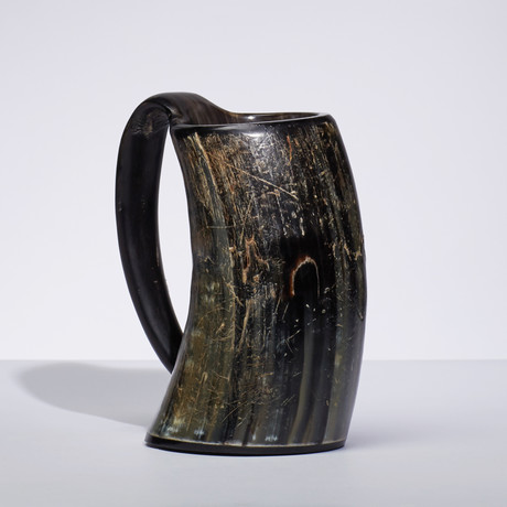 Drinking Horn Tankard // Game of Thrones Style // 20oz