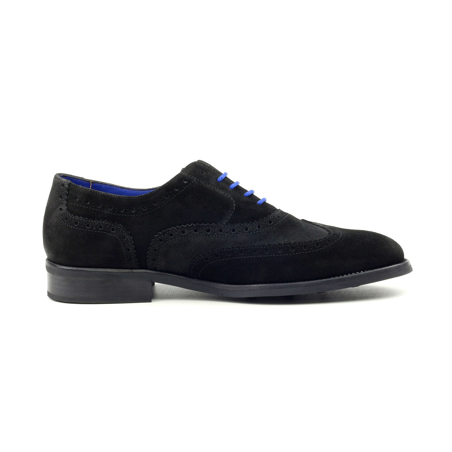 rooster league suede brogue oxford black 39 rooster league shoes touch of modern
