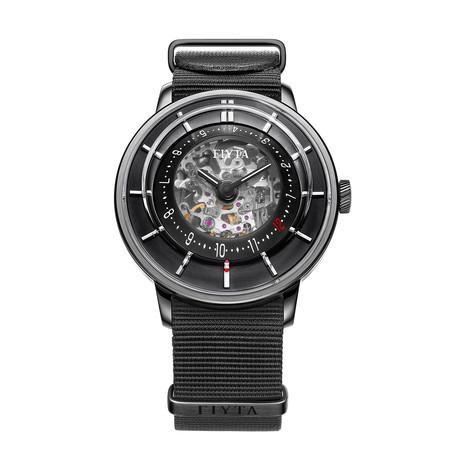 Fiyta 3D-Time Modern Watch Automatic // WGA868000.BBB