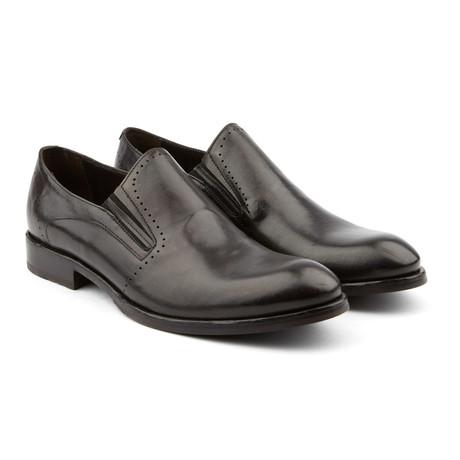 Melbourne Slip-On Loafer // Black