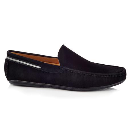 Cameron Driving Shoe // Black