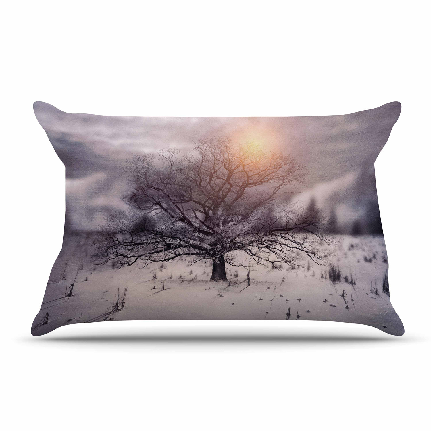 Love Pillow Case From Modern Family : Lone Tree Love II Pillow Case (Standard: 30