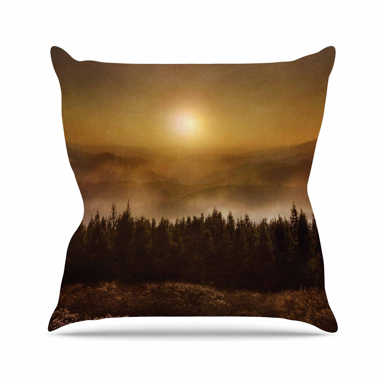 The Awakening Throw Pillow (16