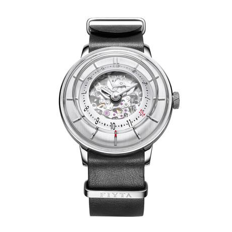 Fiyta 3D-Time Modern Watch Automatic // WGA868000.WWB