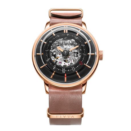 Fiyta 3D-Time Modern Watch Automatic // WGA868000.PBR