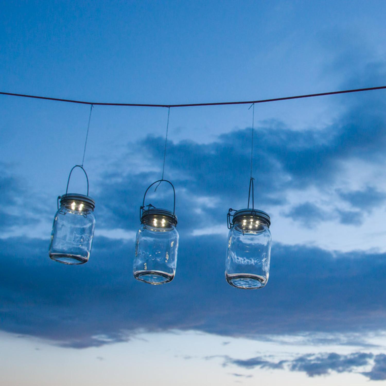 consol solar jar consol solar jar touch of modern. Black Bedroom Furniture Sets. Home Design Ideas