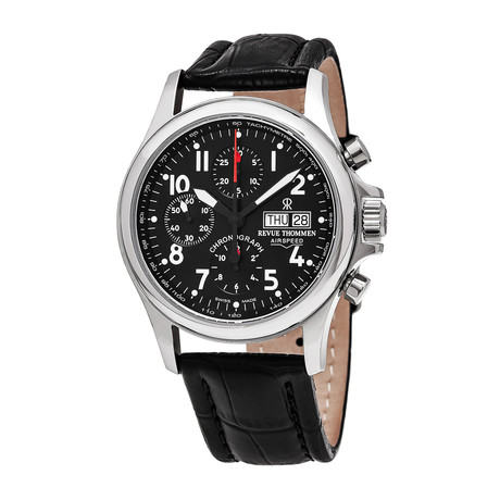 Revue Thommen Air Speed Pilot Automatic // 17081.6537