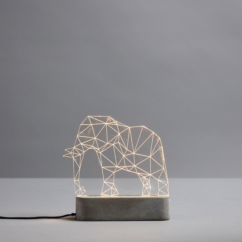 Perfect Elephant Lamp