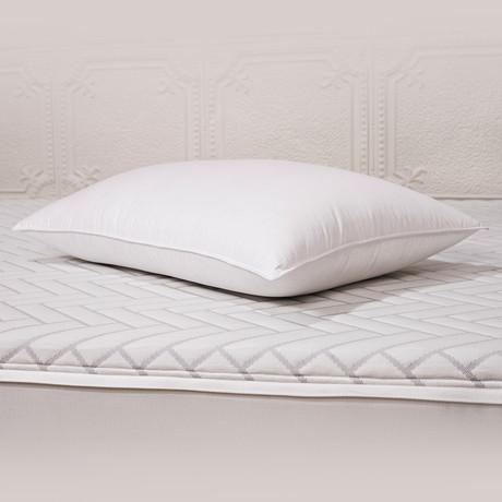 White Duck Down Pillow (Standard)