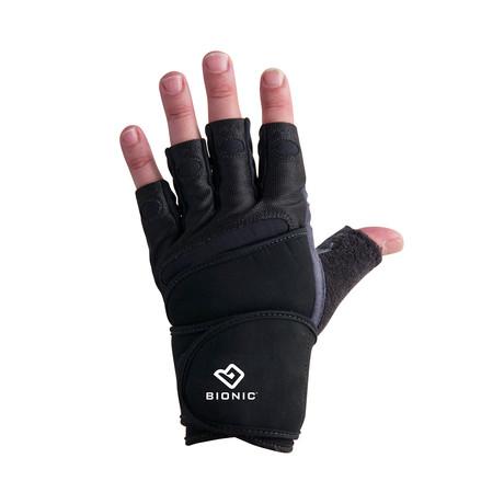 WristWrap Fitness Gloves