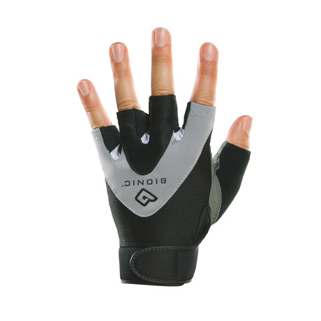StableGrip Fingerless Fitness Gloves // Half-Finger